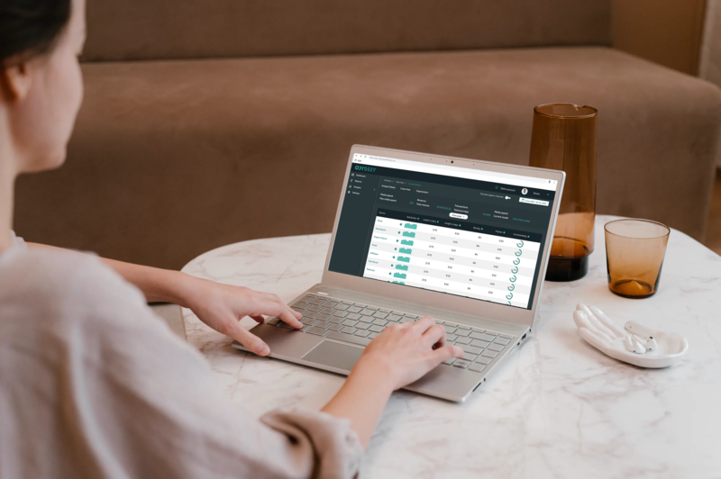 How Odyssey uses Google Analytics as a tracking source